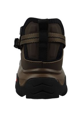 Salomon Sandale Evasion Cabrio Braun 379554 Absolute Brown-X Burro Black – Bild 3