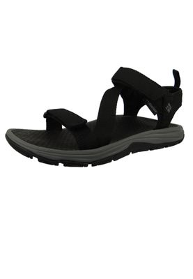Columbia Herren Outdoor Trekking Sandalen Wave Train BM4530-010 Black City Grey – Bild 1