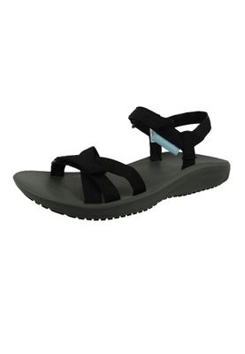 Columbia Damen Sandalen Big Wave Schwarz Black BL4530-010 – Bild 1
