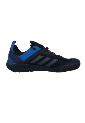 adidas Herren Outdoor Multifunktionsschuhe Terrex Swift Solo collegiage navy Blau - CM7633 – Bild 4