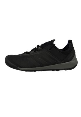 adidas TERREX Swift Solo S80930 Herren Outdoor Multifunktionsschuhe Utility Black/Core Black/Four Grey Dunkelgrau – Bild 2