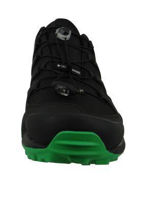 adidas TERREX SWIFT R2 GTX CM7496 Herren Outdoor Hikingschuhe Core Black/Core Black/Energy Green schwarz/grün – Bild 5