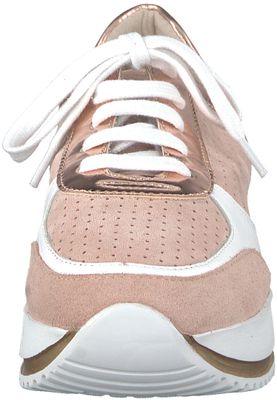 Tamaris 1-23760-20 596 Damen Rose Comb Rosa Sneaker Halbschuh – Bild 6