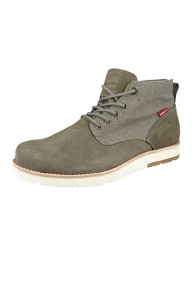 Levis 227794-719-57 Jax Light Chukka Herren Stiefelette Mouse Grey Grau Canvas – Bild 1