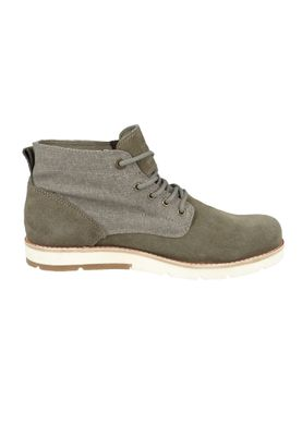 Levis 227794-719-57 Jax Light Chukka Herren Stiefelette Mouse Grey Grau Canvas – Bild 3