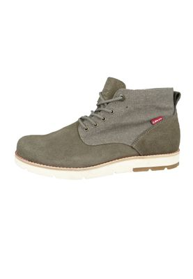 Levis 227794-719-57 Jax Light Chukka Herren Stiefelette Mouse Grey Grau Canvas – Bild 6