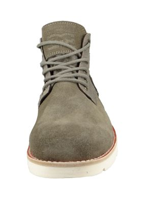 Levis 227794-719-57 Jax Light Chukka Herren Stiefelette Mouse Grey Grau Canvas – Bild 2