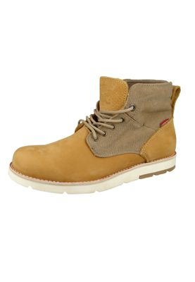 Levis 227835-951-26 Jax Light  Herren Stiefelette Light Brown Braun Leder – Bild 1