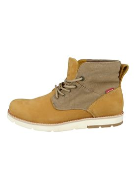 Levis 227835-951-26 Jax Light  Herren Stiefelette Light Brown Braun Leder – Bild 2