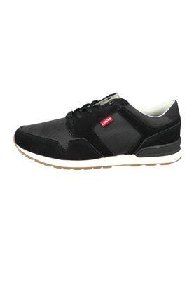 Levis 227823-1932-59 Herren Sneaker NY Runner II Schwarz Regular Black – Bild 2