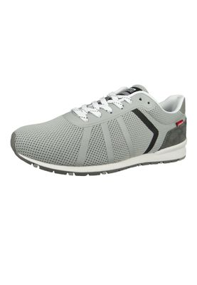 Levis 227799-756-54 Herren Sneaker Schuhe Almayer Grau Light Grey – Bild 1