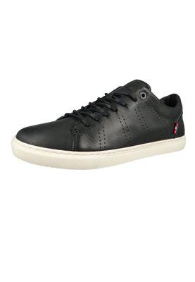 Levis 227811-700-59 Schuhe Sneaker Vernon Schwarz Regular Black – Bild 1