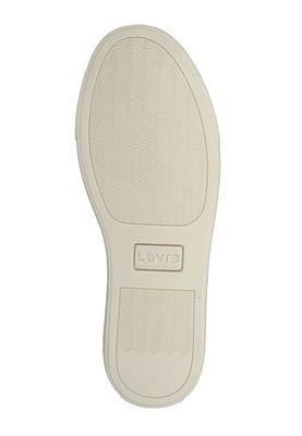 Levis 227811-700-59 Schuhe Sneaker Vernon Schwarz Regular Black – Bild 6