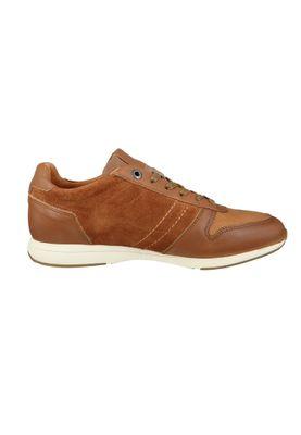 Levis 226774-808-27 Schuhe Sneaker Bristol Braun Medium Brown Leder – Bild 2