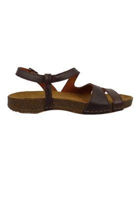 Art 1003 Damen Leder Sandale I Breathe Brown Braun – Bild 5