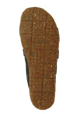 Art 1252 Ladies Leather Sandal Creta Black Black – Bild 6