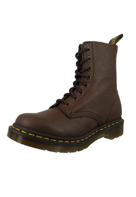 Dr. Martens 1460 Pascal 23887201 Damen Virginia Dark Brown Braun 8-Loch – Bild 1