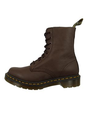 Dr. Martens 1460 Pascal 23887201 Damen Virginia Dark Brown Braun 8-Loch – Bild 2