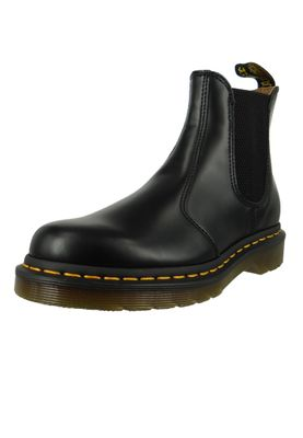 Dr. Martens 2976 44447001 Ys Smooth Black Schwarz Chelsea Boot – Bild 1