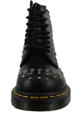 Dr. Martens 1460 24207001 Damen Rockabilly Black Smooth Schwarz – Bild 5