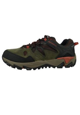 Merrell All Out Blaze 2 GTX J09411 Herren Hikingschuh Dark Olive – Bild 2
