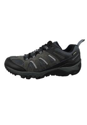 Merrell Outmost Vent GTX J42455 Herren Hikingschuh Granite Grau – Bild 2