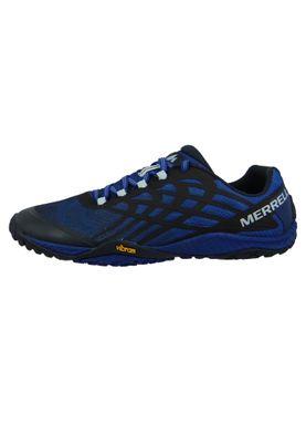 Merrell Trail Glove 4 J17021 Herren Blue Sport Blau Trail Running Barefoot Run – Bild 3