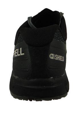 Merrell Bare Access Flex Shield J42623 Herren Trail Running Black And White Schwarz – Bild 4