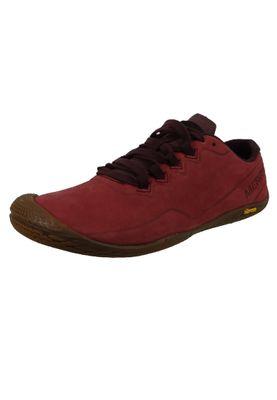 Merrell Vapor Glove 3 Luna LTR J94884 Damen Pomegranate Rot Trail Running Barefoot Run – Bild 1