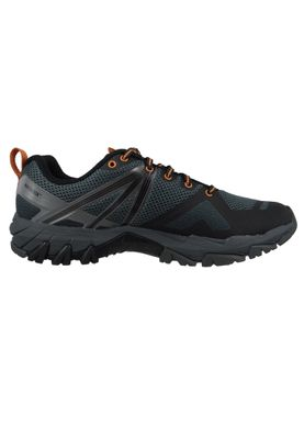 Merrell MQM Flex GTX J42555 Herren Speed Hikingschuh Burnt/Granite Grau – Bild 5