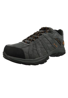 Columbia Canyon Point Leather Omni-Tech YM5418-089 Herren Trekkingschuh Dark Grey Bright Copper – Bild 1