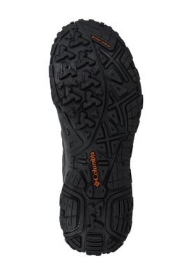Columbia Ruckel Ridge Plus Waterproof BM5522-011 Herren Multisport-Schuh Shark Bright Copper Schwarz – Bild 8
