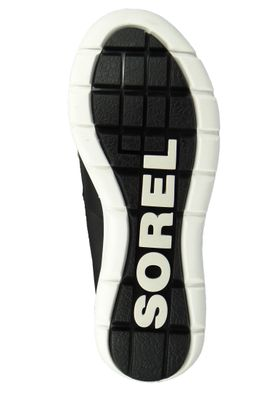 Sorel Explorer 1964 NL3041-010 Damen Winter Stiefelette Black Sea Salt Schwarz – Bild 6