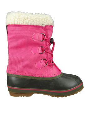 Sorel Yoot Pac Nylon NY1879-693 Kids Winter Boots Lined Ultra Pink Alpine Tundra Pink – Bild 4