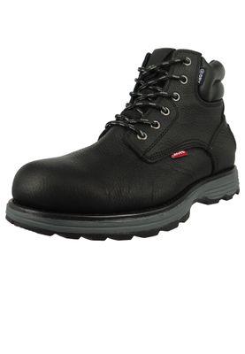 Levis Arrowhead 228777-829-59 Men's Walking Boots Ankle Boots Regular Black Black – Bild 1