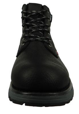 Levis Arrowhead 228777-829-59 Men's Walking Boots Ankle Boots Regular Black Black – Bild 5