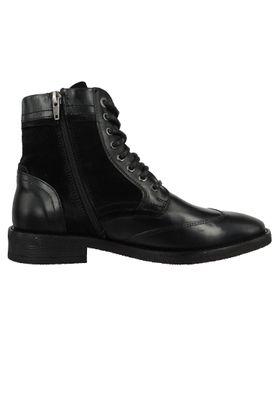 Levis Whitfield 228738-1700-59 Herren Ankle Boots Stiefelette Regular Black Schwarz – Bild 5