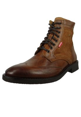 Levis Whitfield 228738-700-27 Herren Ankle Boots Stiefelette Medium Brown Braun – Bild 1