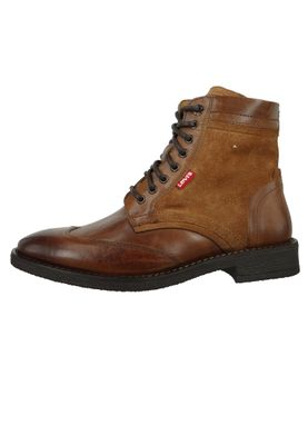 Levis Whitfield 228738-700-27 Herren Ankle Boots Stiefelette Medium Brown Braun – Bild 2