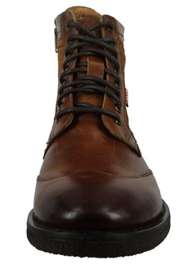 Levis Whitfield 228738-700-27 Herren Ankle Boots Stiefelette Medium Brown Braun – Bild 5