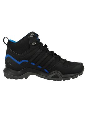 adidas TERREX Swift R2 Mid GTX AC7771 Men's hiking shoes core black / black / black – Bild 6