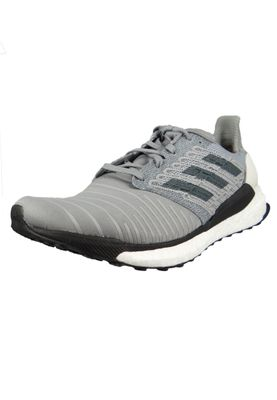 adidas SOLAR BOOST M CQ3170 Herren Laufschuhe Running grey three/bold onix/grey one Grau – Bild 1