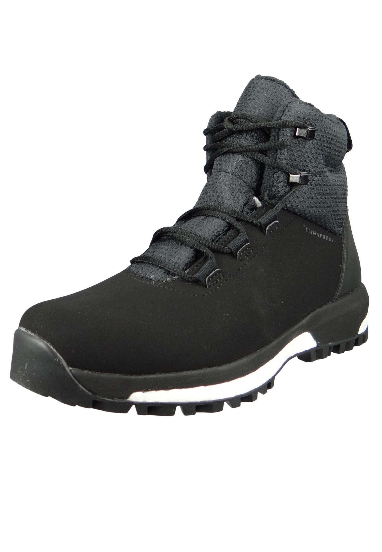 adidas TERREX Pathmaker CP CW W AC7844 Damen Winterstiefel Boots Core Black Schwarz