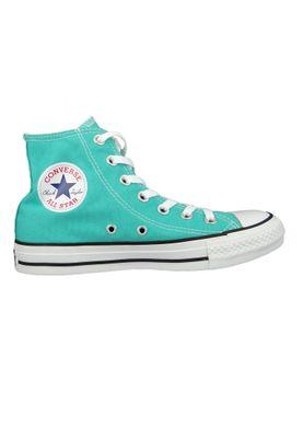 Converse Chucks 161416C Chuck Taylor All Star HI Pure Teal Grün – Bild 5