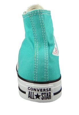 Converse Chucks 161416C Chuck Taylor All Star HI Pure Teal Grün – Bild 4