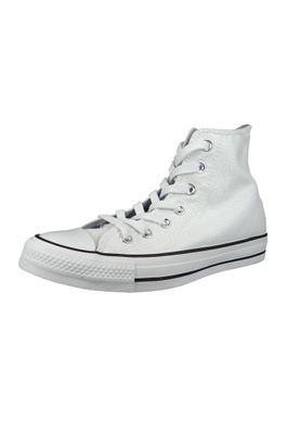 Converse Chucks Weiss 561709C Chuck Taylor All Star White White Black – Bild 1