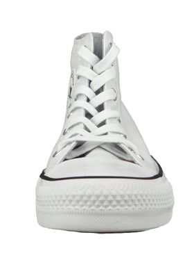Converse Chucks Weiss 561709C Chuck Taylor All Star White White Black – Bild 5
