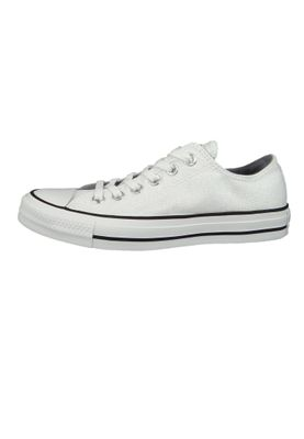Converse Chucks Weiss 561712C Chuck Taylor All Star OX White White Black – Bild 3