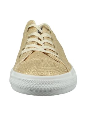 Converse Chucks 561713C Gold Chuck Taylor All Star Dainty OX Light Twine Light Twine White – Bild 5