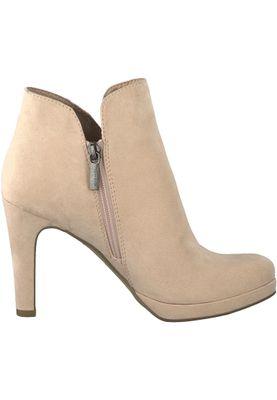 Tamaris 1-25316-21 521 Damen Rose Rosa Stiefelette High Heeled Ankle Boot mit TOUCH-IT Sohle – Bild 2